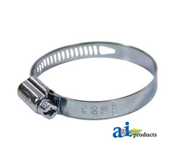 Ai C32P Hose Clamp (Qty Of 10) For Miscellaneous Machines  Allis-Chalmer