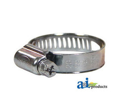 Ai C12P Hose Clamp (Qty Of 10) For Miscellaneous Machines  Allis-Chalmer