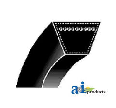 "AI C165 Classical V-belt (7/8"" X 169"") for Miscellaneous Machines  Case-"