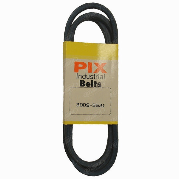 Belt fits Various Makes Models Listed Below 10242 109427 170164 349079 3X628