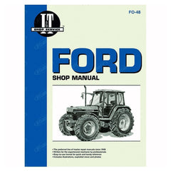 Service Manual Ford New Holland 5640 6640 7740 7840 8240 8340