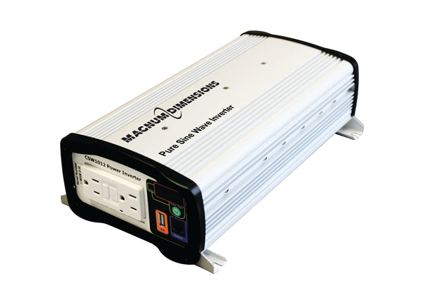 1000W 12VDC Pure Sine Power Inverter CSW Series 12 Volt