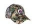 International Harvester Logo Camouflage Hat With Mesh Back Cap Gift IH