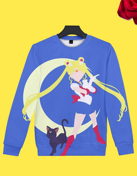 90s Anime Sweatshirt