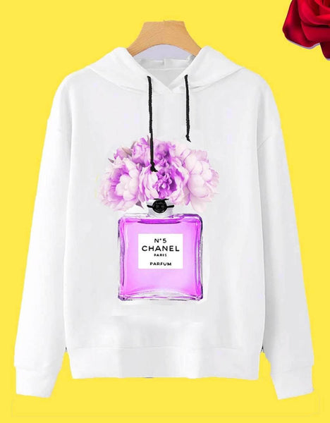 Chanel Perfume Sweatshirt