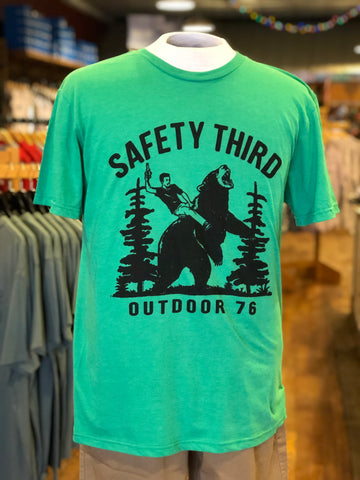Safety Third - O76, S/S