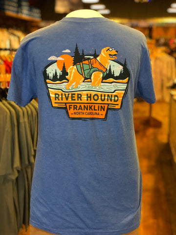 RIVERHOUND - Franklin SS Shirt
