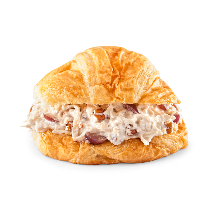 The Croisssant Sandwich