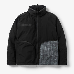 "LIVINGBONE x ORBITGEAR ""NOT SS/AW"" TWO TONE BIG POCKET JACKET"