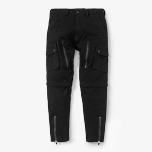"LIVINGBONE x ORBITGEAR ""NOT SS/AW"" MULTI POCKET CONVERTIBLE PANTS"