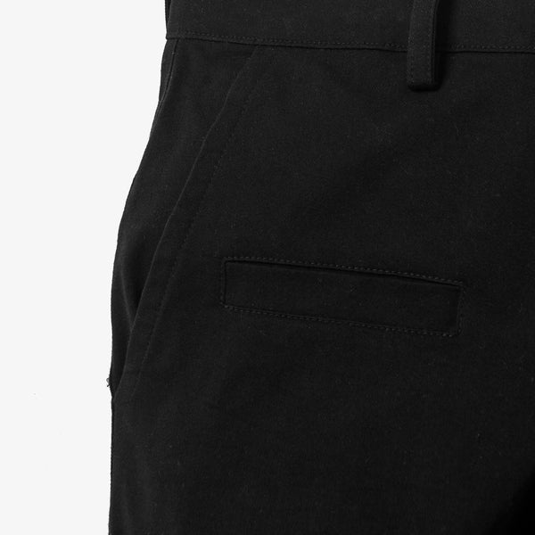 "LIVINGBONE x ORBITGEAR ""NOT SS/AW"" METAL ZIP CONVERTIBLE PANTS"