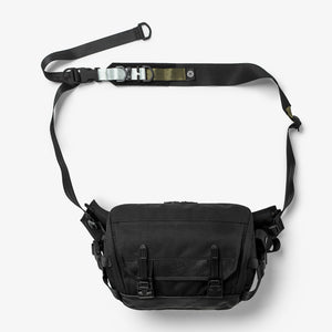 "LIVINGBONE x ORBITGEAR ""NOT SS/AW"" 2WAY SLING BAG [BK]"