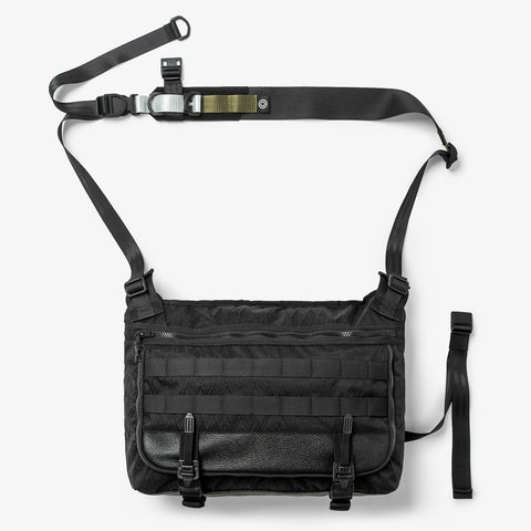 "LIVINGBONE x ORBITGEAR ""NOT SS/AW"" MESSENGER BAG [X-PAC]"