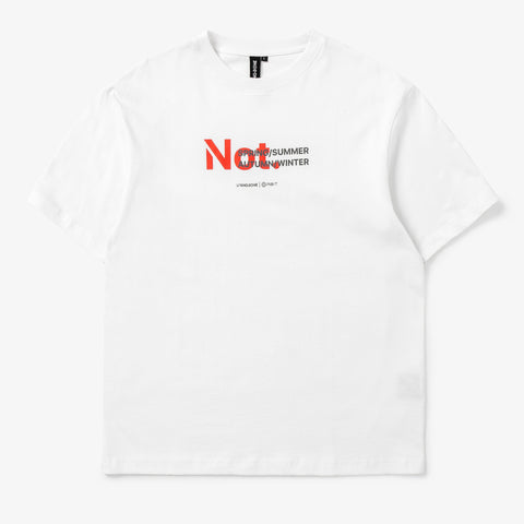 "LIVINGBONE x ORBITGEAR ""NOT SS/AW"" SHORT SLEEVE T-SHIRT"