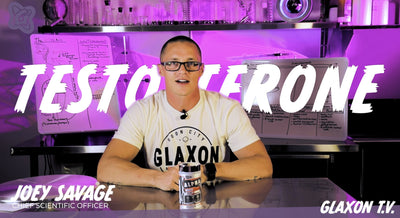 How does a Testosterone Supplement REALLY work? 2020 Glaxon Alpha 365 BREAKDOWN