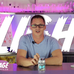 Glaxon Flight: is this the best recovery and muscle building supplement in the universe?