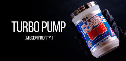 best non-stim pre-workout for pump and muscle building Gaxon plasm surge