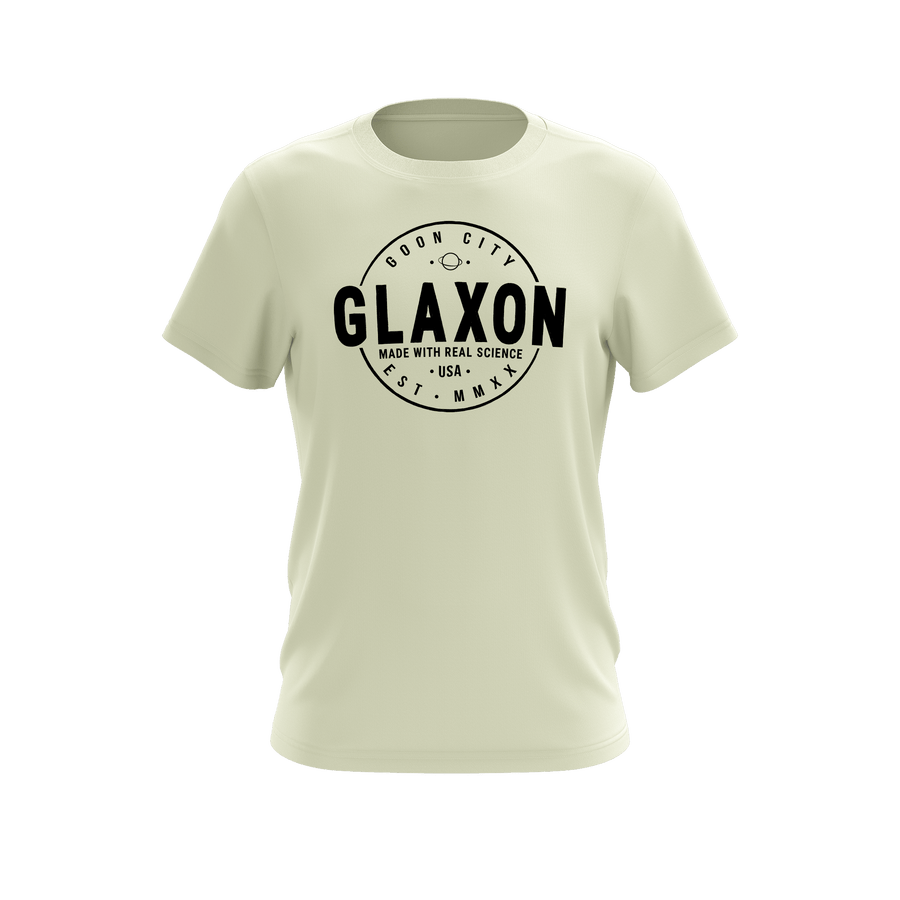 Goon City Sueded Ring Spun T-Shirt - Glaxon