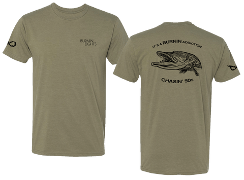 Men's T-Shirt - Chasin' 50s