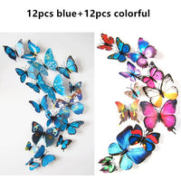 Butterfly Wall Art Stickers Butterfly Wall Decal