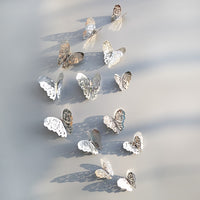 Butterfly Wall Sticker 12pcs 3D
