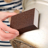 Sponge Magic Eraser for Removing Rust Cleaning Descaling Clean Pot