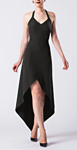 Knife Dress - Silk