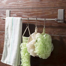 Load image into Gallery viewer, Towel Shelf Wall-Mounted Bathroom Holder