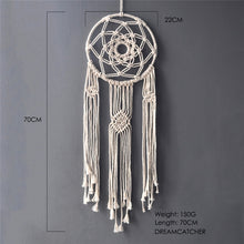 Load image into Gallery viewer, Dreamcatcher Tapestry Room Decoration Handmade