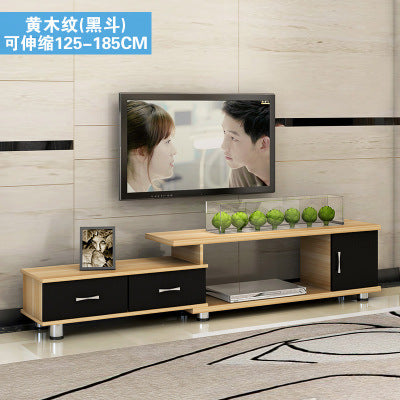 Furniture TV Stands Wooden Combination