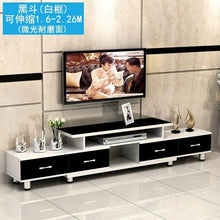 Load image into Gallery viewer, Furniture TV Stands Wooden Combination