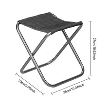 Load image into Gallery viewer, Foldable Camping Chair