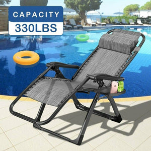 Folding Lounge Beach Camping Chairs