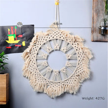 Load image into Gallery viewer, wall hanging decoration - handmade room decoration