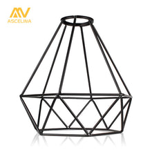 Load image into Gallery viewer, Lampshade - Pendant Light Lamp Metal Cage