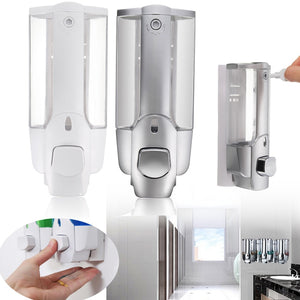 Wall Mounted Shampoo/ Soap/ Sanitizer Dispenser