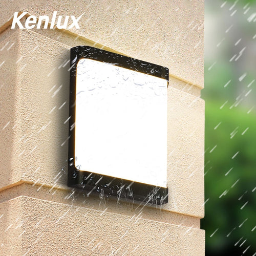 18W Waterproof Outdoor Led Wall Lighting