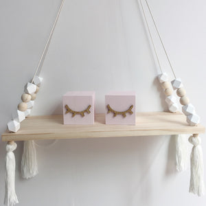 Decor Tassels Storage Shelf