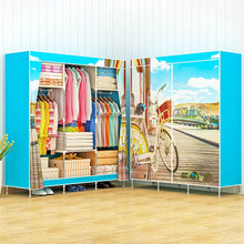 Load image into Gallery viewer, 3D printing Wardrobe - clothes storage cabinet Organizer