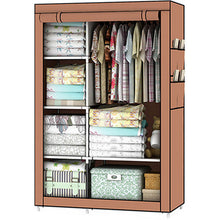 Load image into Gallery viewer, Storage Cabinet - Wardrobe For Clothing