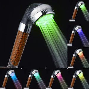High Pressure Water Saving Shower Head