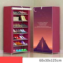 Load image into Gallery viewer, Shoe Cabinet - Shoe Storage Rack