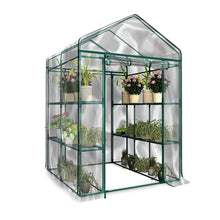Load image into Gallery viewer, PVC Plant Cover Greenhouse Cover (without Iron Stand)