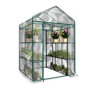 PVC Plant Cover Greenhouse Cover (without Iron Stand)