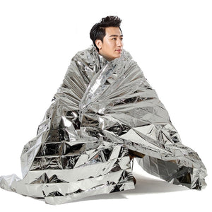 Emergency Survival Thermal Foil Blankets