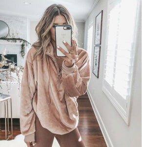 MICHELLE Loose Sweater