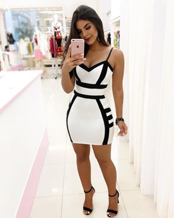 LYNDSEY Mini Dress