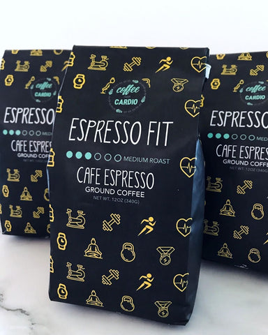 Coffee Over Cardio- Espresso Fit   Cafe Espresso Coffee