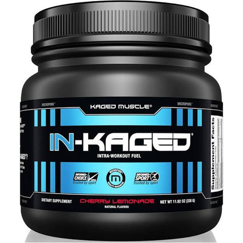 Kaged Muscle-  Intra-workout endurance IN-KAGED