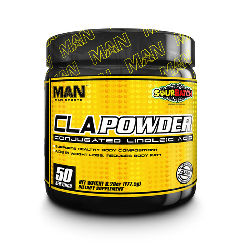 Man Sports- Cla Powder Sour Batch
